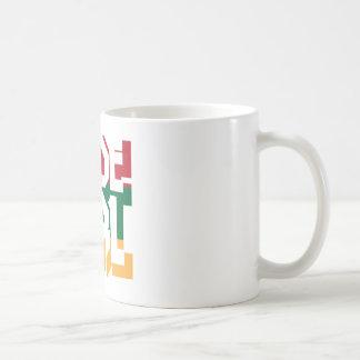 失礼な女の子 コーヒーマグカップ