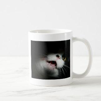 失礼な猫のカスタムおよびことわざ コーヒーマグカップ