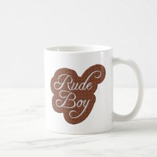 失礼な男の子 コーヒーマグカップ