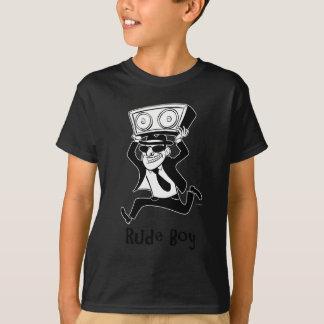失礼な男の子II Tシャツ