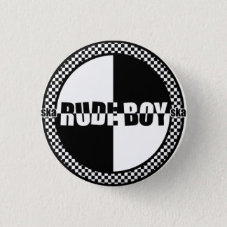 失礼な男の子Pin 缶バッジ