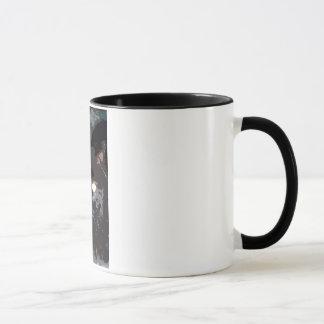失礼な空 マグカップ