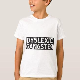 失読症のギャング Tシャツ