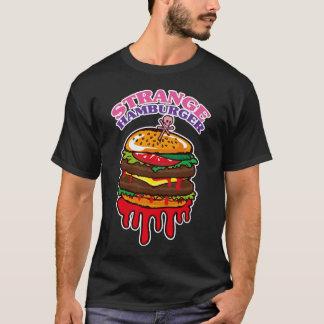 奇妙なハンバーガー02 Tシャツ