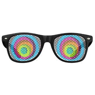 奇妙な円 レトロサングラス