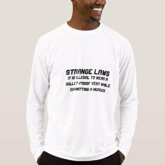 奇妙な法律 Tシャツ