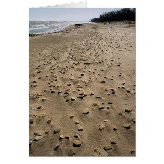 奇妙な石造りのビーチ# 2 カード