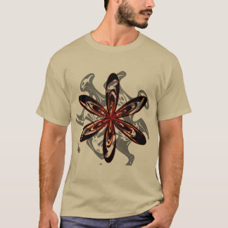 奇妙な花 Tシャツ