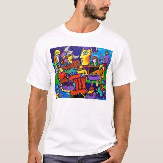 奇妙なPiliero Tシャツ
