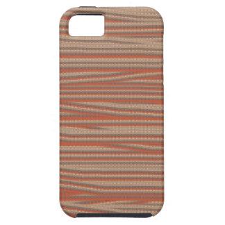 奇妙に醜いパターン iPhone SE/5/5s ケース
