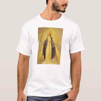 奇跡的なメダルTシャツの私達の女性 Tシャツ