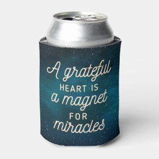 奇跡 のクーラーボックスのための感謝したハートの磁石 缶クーラー