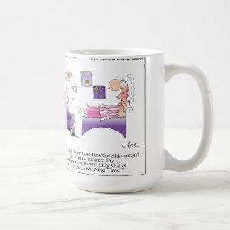 契約の通路の漫画のマグ コーヒーマグカップ