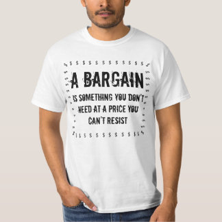 契約はあなたが… Tシャツを必要としない何かです Tシャツ