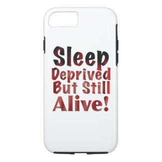 奪い取られる睡眠しかしまだFireandBrimstoneで生きた iPhone 8/7ケース