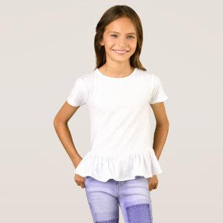 女の子のひだのTシャツ Tシャツ