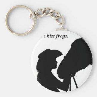 女の子のキスをするな馬 キーホルダー