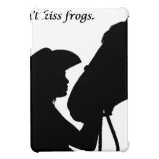 女の子のキスをするな馬 iPad MINI CASE
