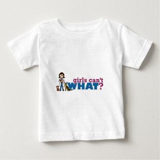 女の子の獣医 ベビーTシャツ