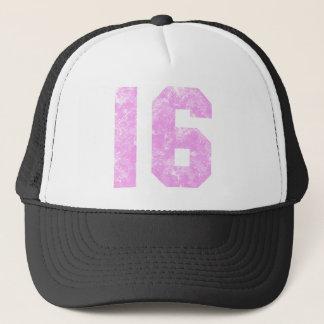女の子の菓子の第16誕生日プレゼント キャップ