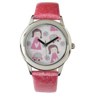 女の子の行く場所 腕時計