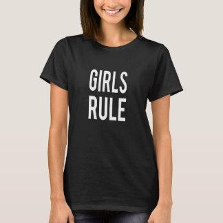 女の子の規則 Tシャツ
