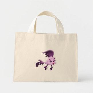 女の子の魚 ミニトートバッグ