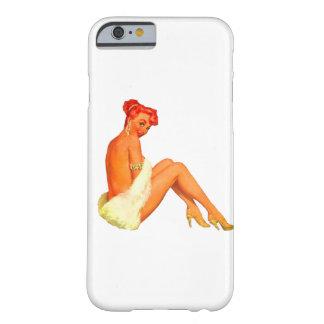 女の子のiPhone 6/6sの上のPin Barely There iPhone 6 ケース