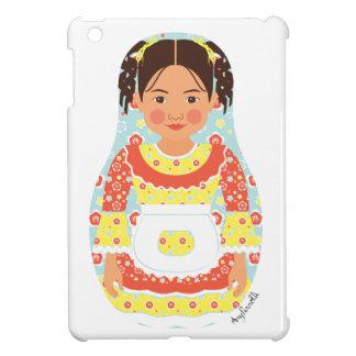 女の子のMatryoshkaのチリのiPad Miniケース iPad Miniケース