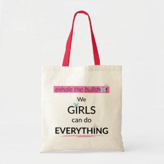 女の子はトートバックすべてをすることができます トートバッグ