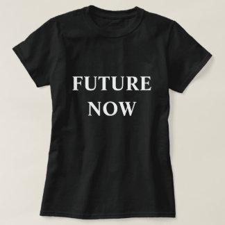 女の子または男の子の「今未来の」Tシャツ Tシャツ