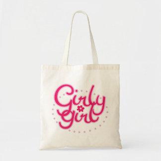 女の子らしい女の子のトートバック トートバッグ