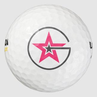 女の子力のゴルフ・ボール ゴルフボール