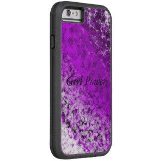 女の子力のIphoneの場合 Tough Xtreme iPhone 6 ケース
