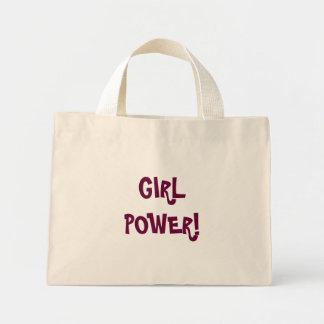 女の子力! ミニトートバッグ