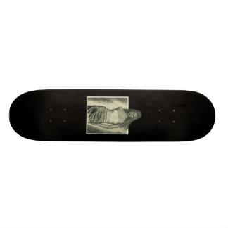 女の子 スケートボード