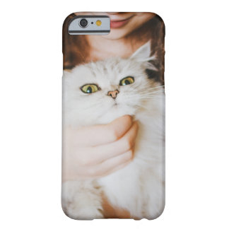 女の子 BARELY THERE iPhone 6 ケース