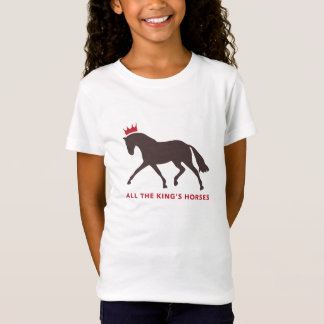 女の子ATKHのワイシャツ Tシャツ