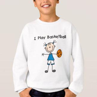 女の子Iの演劇のバスケットボールのTシャツおよびギフト スウェットシャツ