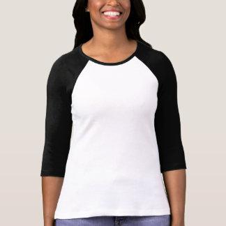 女の子LSのオリジナルの背部ロゴ Tシャツ