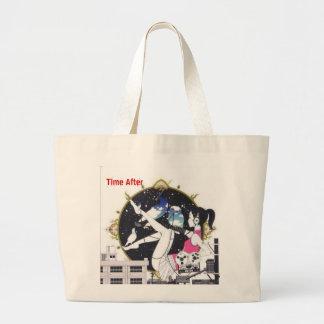 女の子purse2、後時間 ラージトートバッグ