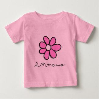 女の赤ちゃん ベビーTシャツ