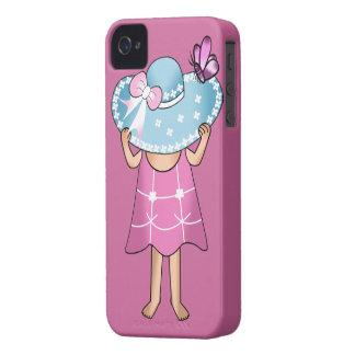 女の赤ちゃん Case-Mate iPhone 4 ケース