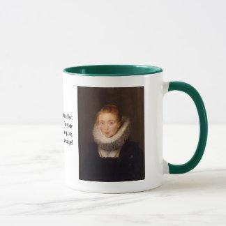 女中 マグカップ
