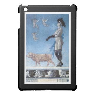 女性およびブタ(Pornokrates) iPad Mini カバー