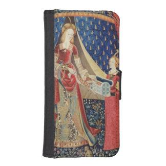 女性およびユニコーン: 「私の欲求だけ」2に iPhoneSE/5/5sウォレットケース
