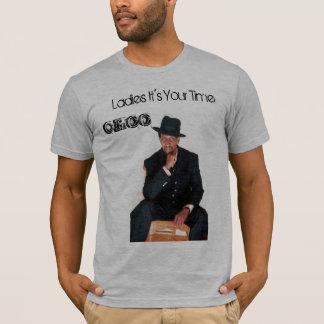 女性それはあなたの時間、CHOOです Tシャツ
