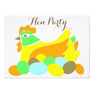 女性だけのパーティー カード