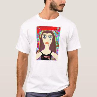 女性のための希望 Tシャツ