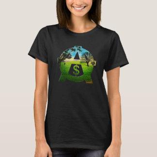 女性のための自由のTシャツ Tシャツ